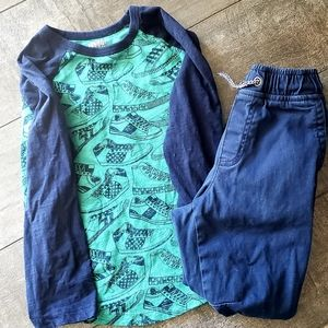 Boys Pants & Shirt